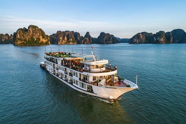 Dynasty Cruise-Dynasty of The Sea Cruise in Ha Long Bay