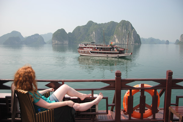 Option 2: Package Sapa + Halong Bay